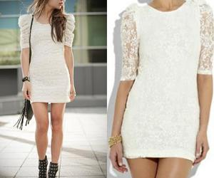 dress, dresses, and fashion image
