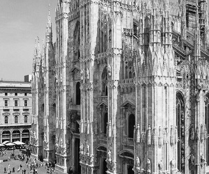 italy, milan, and photography image