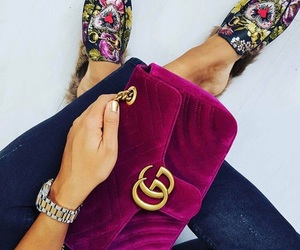 brands, fashion, and gold image