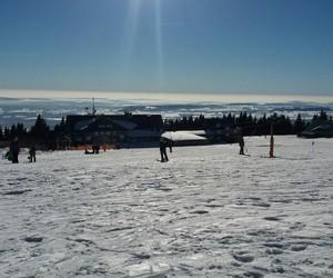 mountains, ski, and krkonoše image