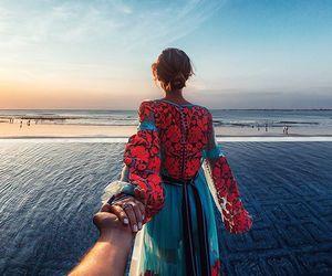 couple, travel, and murad osmann image