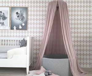 baby, baby girl, and baby room image