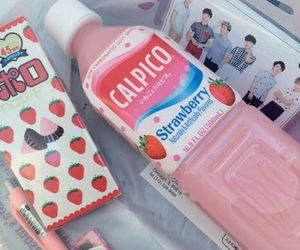 aesthetic, pink, and japan image