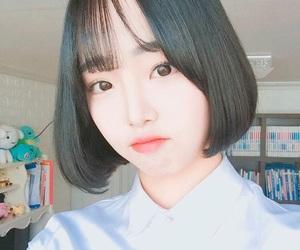 bob, korean girl, and ulzzang image
