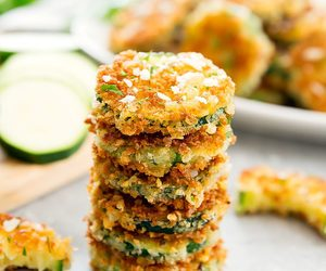 zucchini, delicious, and parmesan image