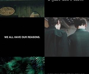 Collage, slytherin, and salazar slytherin image