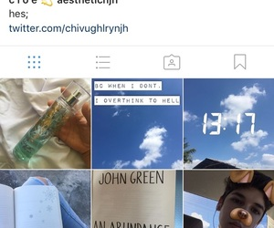 aesthetic, twitter, and instagram feed image
