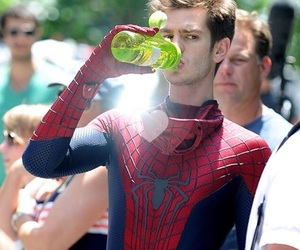 andy, spider-man, and andrewgarfield image
