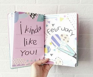 february, valentines, and pink+ image