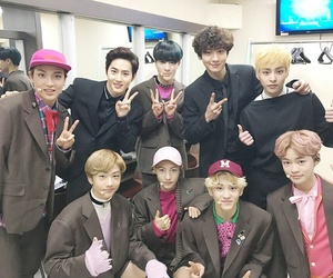 exo, nct dream, and nct image