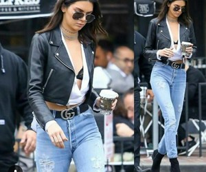 street style and kendall jenner image