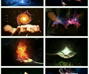 magic, fantasy, and power image
