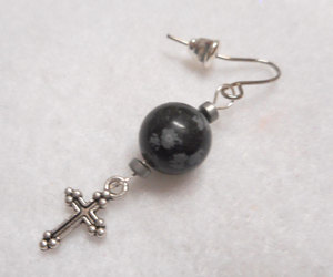 etsy, gifts for men, and handmade earring image
