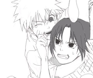 anime, fanart, and naruto shippuuden image