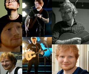 ed sheeran, happy birthday ed, and how would you feel image