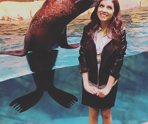 anna kendrick, beca mitchell, and pitch perfect image