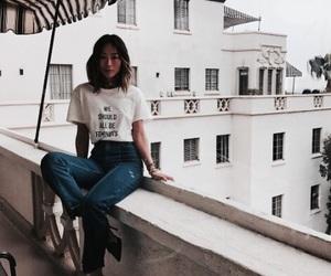 fashion, feminist, and girl image
