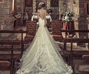wedding, love, and bridal image