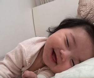 asian baby and gorgeous image