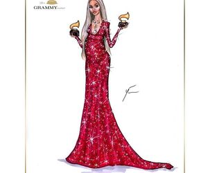 grammy awards, beyonce art, and queen bey image