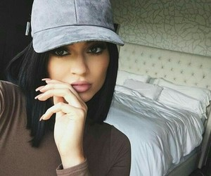 fashion, hat, and Kendall image