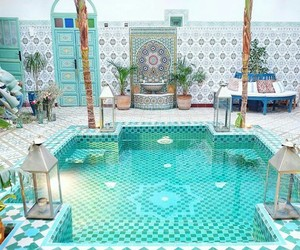 travel, morocco, and place image