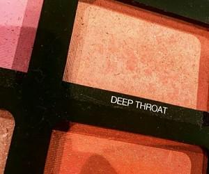 aesthetic, makeup, and orange image