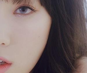 girls generation, kim taeyeon, and i got love image