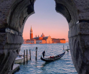 beautiful, travel, and venice image