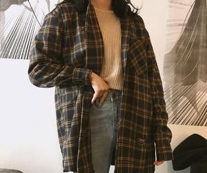 fashion, grunge, and vintage image