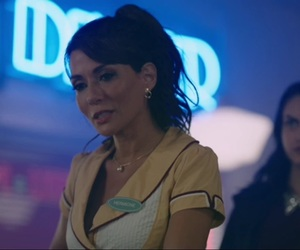 veronica, riverdale, and hermione lodge image