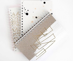 notebook, school, and study image