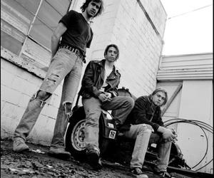 nirvana, kurt cobain, and black and white image