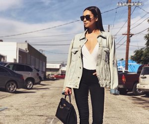 shay mitchell, pretty little liars, and style image