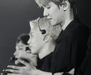 exo, baekhyun, and cbx image