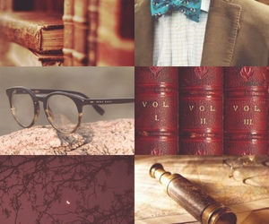 A Series of Unfortunate Events, books, and klaus baudelaire image