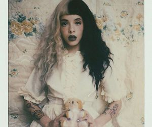alternative, melanie martinez, and doll image