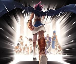 anime, yugioh, and yu gi oh image