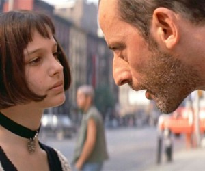 leon, movie, and natalie portman image