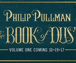 author, his dark materials, and philip pullman image