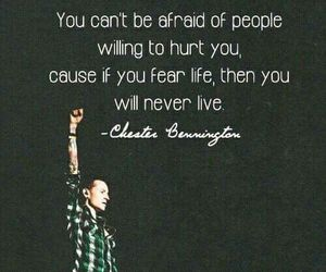 linkin park, chester bennington, and quotes image