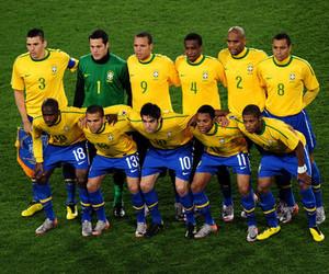 brasil, robinho, and brazil image