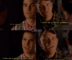 glee, series, and subs image