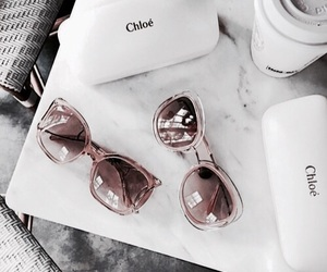 fashion, chloe, and sunglasses image