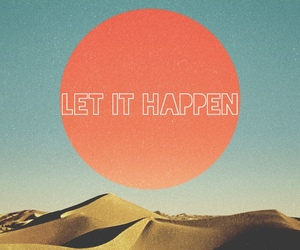 let it happen and tame impala image