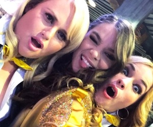 rebel wilson, hailee steinfeld, and pitch perfect image
