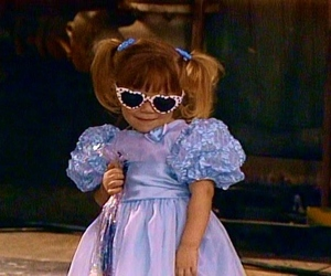 full house, michelle tanner, and cute image