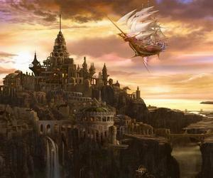 fantasy and Flying image