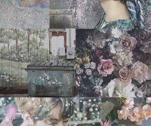 aesthetics, Collage, and bts image