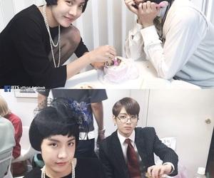 bts, jhope, and jungkook image
